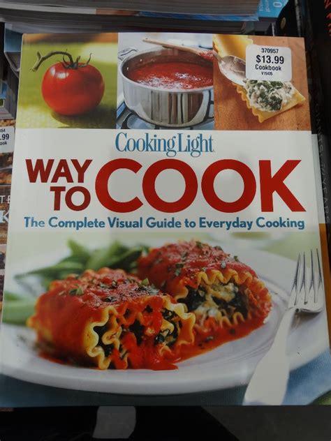 cuisine light cooking light cook books