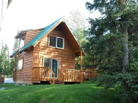 One Of The Cabins At Drifter's