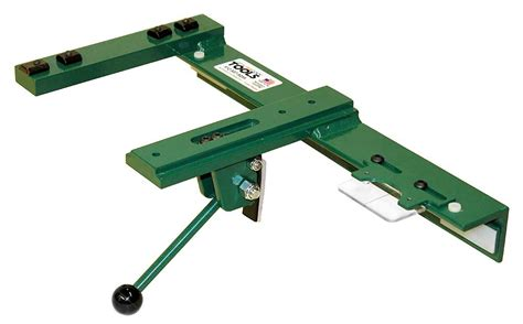 euro adjustable  square  sliding table saws