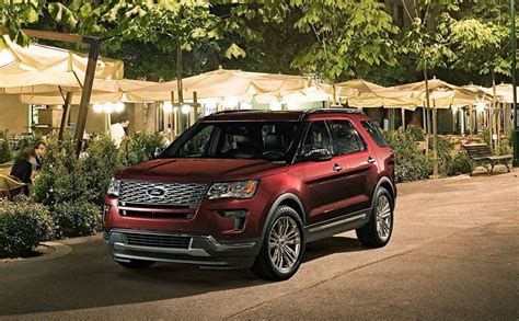 2019 Ford Explorer Release Date & Changes Release Date