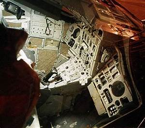 Gemini Spacecraft Model Interior (page 2) - Pics about space