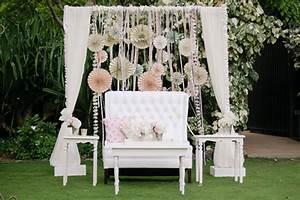 21 Shabby & Chic Vintage Wedding Decor Ideas - VIs-Wed