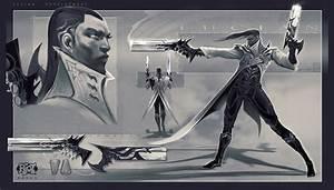 Lucian The Purifier | Video Games Artwork