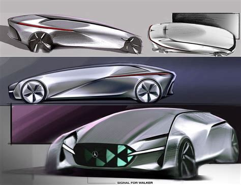 futuristic cars drawings advanced geometry on behance des auto sketches digital