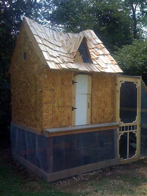 diy fairytale cottage chicken coop home design garden architecture blog magazine