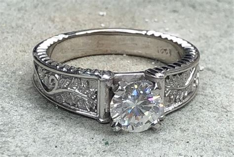 the power of unusual engagement rings halifax england direct