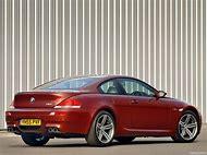 2005 BMW M6 E63