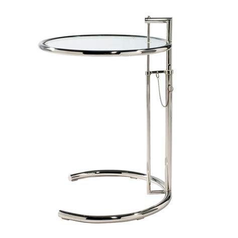 Tisch Eileen Gray by Eileen Gray Tisch Adjustable Table E 1027 Bauhaus Mbel