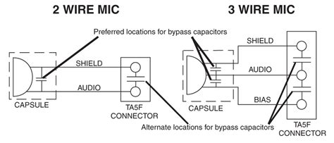 3 Wire Microphone Wiring Diagram by Uhf Transmitter 5 Pin Input Wiring Microphone Wiring