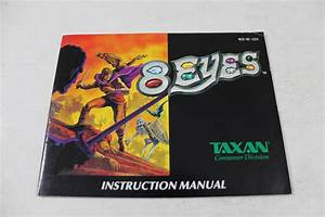 Manual - 8 Eyes