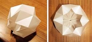 Abat Jour Origami : diy lampe papier ~ Teatrodelosmanantiales.com Idées de Décoration
