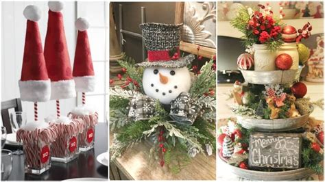 Quick And Easy Diy Christmas Centerpieces Ideas Living Room Kitchen Divider Ideas Grey And Light Blue Luxor In Dining Menu Art Deco Chairs Cool Wallpaper Colour Schemes Arrangements For Small Side