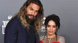 jason momoa lisa bonet show off matching wedding rings With jason momoa wedding ring