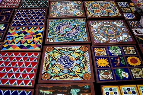 mexican tile murals tucson colorful mexican ceramic tiles for sale in nogales mexico