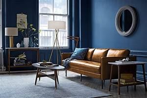bleu et brun renovation appartement pinterest brun With marvelous couleur bleu canard deco 2 du bleu dans ma deco frenchy fancy
