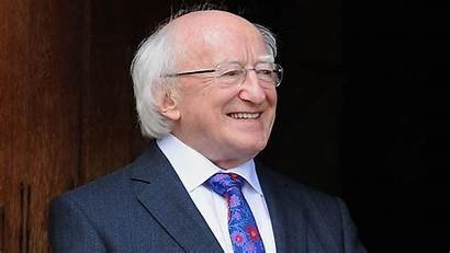 President Scotland Irish Today Higgins Scottish Parliament