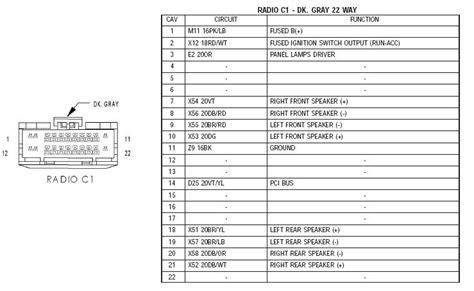 96 Dodge Neon Factory Radio Wiring by Stock Radio Harness Problem Dodge Srt Forum