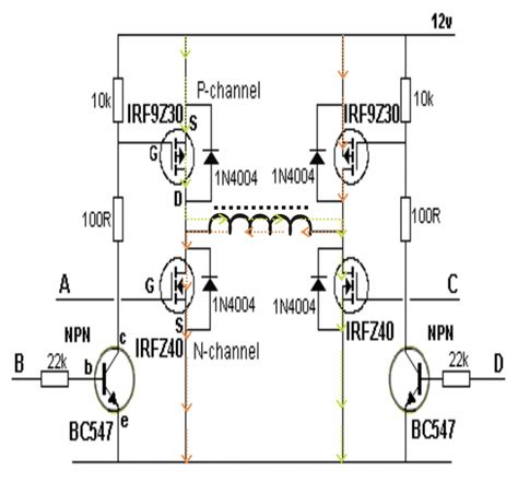how to design an inverter theory and tutorial circuit projects