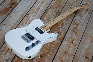 Custom P90 Fender Tele Telecaster Electric Guitar