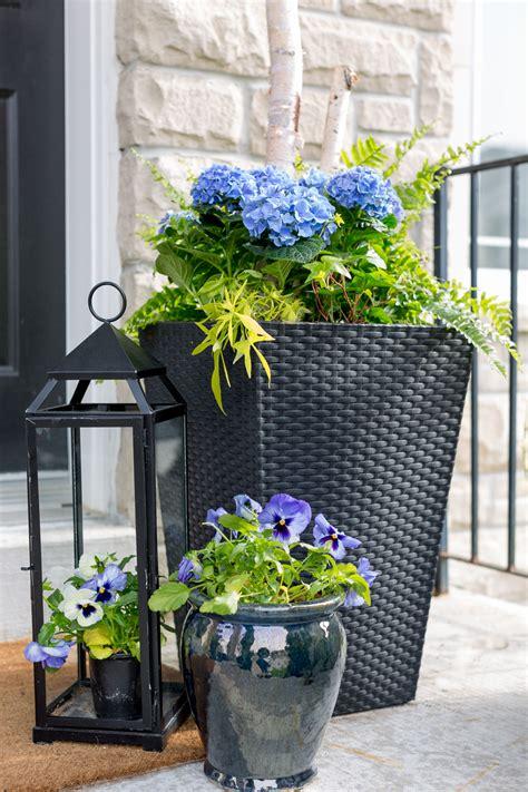 front porch plants porch planter ideas and inspiration maison de pax