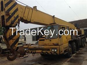 Used Tadano Mobile Crane 50t  Used Kato Truck Crane Kr