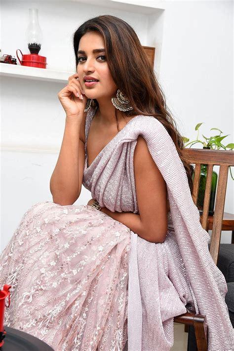 Picture 1451429 Actress Nidhi Agarwal Saree Pics