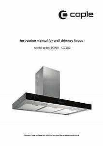 Zc620 Instruction Manual