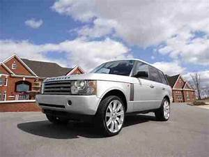 Find Used Land Rover Range Rover Hse 22 Inch Stormer Wheels   Luxury Package In Narrows