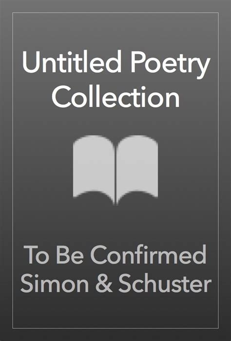 ‎Untitled Poetry Collection #, #spon, #Collection, # ...