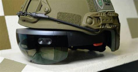 augmented war  combat helmets  equipped
