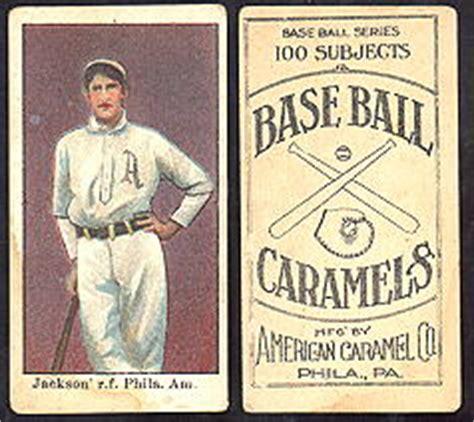 joe jackson rookie card buy baseball cards buy vintage