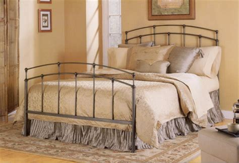 fenton metal bed by fashion bed group