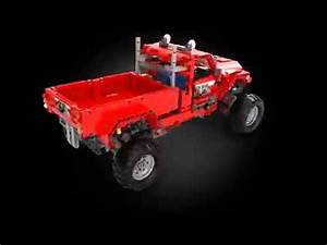Lego Technic Pick Up : lego technic 42029 customized pick up truck animation ~ Jslefanu.com Haus und Dekorationen