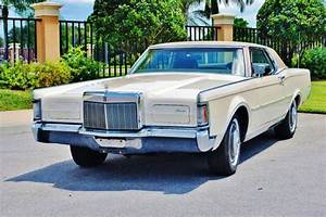 Sell used Amazing 1 owner just 65,535 miles 71 Lincoln ...