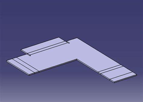 catia  sheetmetal keltia design