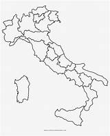 Italy Coloring Map Bologna Region Transparent Pngkey Current Pngio sketch template