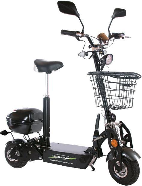 elektroroller 60 km h didi thurau edition elektro city roller 20 km h 187 safety plus 171 kaufen otto