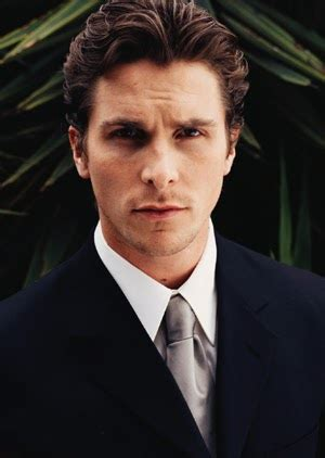 Homenge Christian Bale Biography
