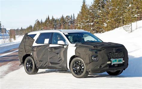 Hyundai Hybrid Suv 2020 by 2020 Hyundai Palisade Confirmed As Flagship Suv