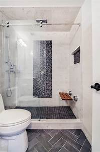 New York Home Depot Merola Tile Bathroom Transitional With