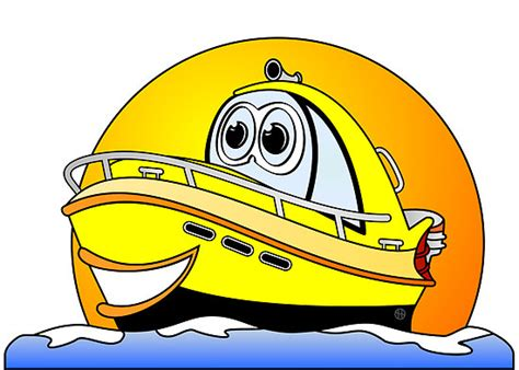 Motor Boat Cartoon Images by Cartoon Picture Of A Boat Cliparts Co