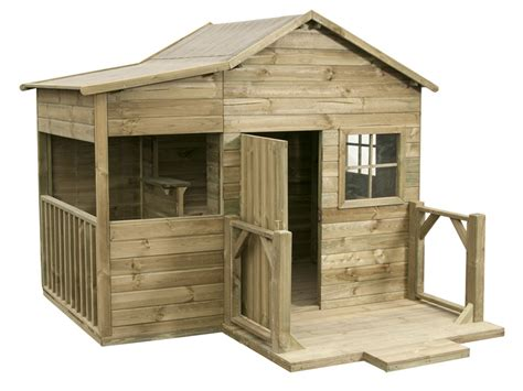cabane enfant bois cabane enfant bois quot la villa quot 1 55 m 178 0 85 m 178 58645