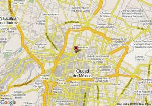 Google Maps Mexico City