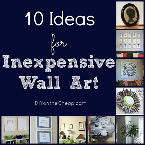 large wall mirrors without frame 10 ideas for inexpensive wall erin spain