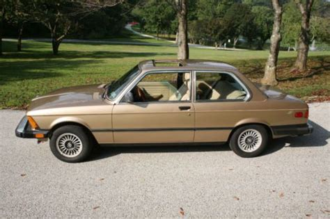 Sell Used 1982 Bmw E21 320i 5 Speed One Of The Best Out