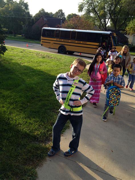 patrol safety perkins elementary