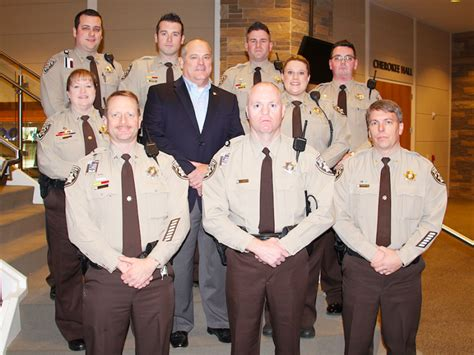 Deputies Recognized For Service To Community