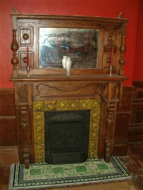 antique fireplace tiles vintage fireplace tile search fireplace