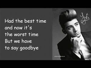 One Direction - Summer Love Lyrics - YouTube