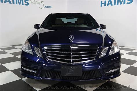 The earliest available release of mercedes benz e class in our website is 1977. 2012 Used Mercedes-Benz E-Class 4dr Sedan E 350 Sport RWD ...